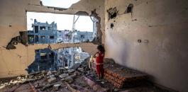 اعادة بناء قطاع غزة