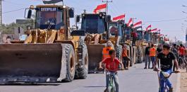 مصر واعادة اعمار غزة