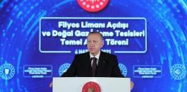 اردوغان والبحر الاسود