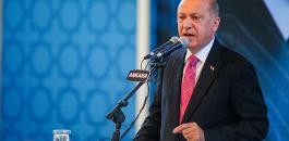 تركيا وفلسطين والعلاقات مع اسرائيل