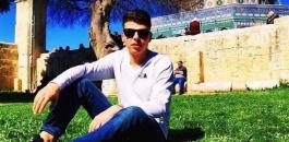 اعتقال والدي الشهيد خالد دعباس