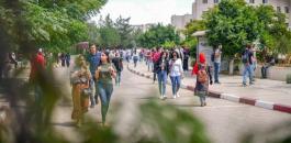 قطر  والدراسة في جامعة بيرزيت