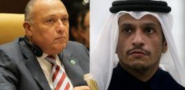 العغلاقات القطرية المصرية