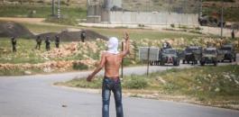 اصابات في النبي صالح