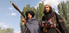 توسع طالبان في افغانستان