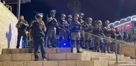 باب العامود في القدس