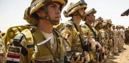 الجيش المصري وسد النهضة