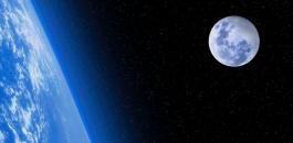 ولادة قمر جديد