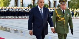 الجزائر واسرائيل والمغرب