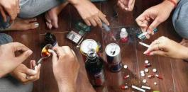 تعاطي المخدرات في رام الله