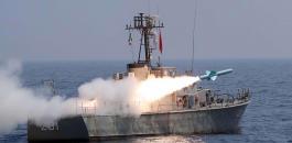 ايران والسفينة الاسرائيلية