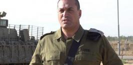قائد المنطقة الجنوبية في الجيش الاسرائيلي