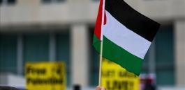 اميركا وفلسطين