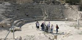 اغلاق الموقع الاثري في سبسيطية