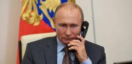بوتين والعزل وكورونا