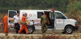 اصابة جنود اسرائيليين بعملية اطلاق نار في نابلس