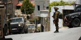 الجيش الاسرائيلي وجنين