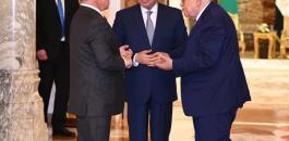 عباس واسرائيل ومصر