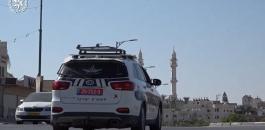مقتل شرطي في اسرائيل
