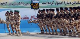الحرس الثوري الايراني والجهاد الاسلامي