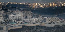 مخطط اسرائيلي يفصل بين بيت لحم والقدس