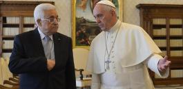 عباس والبابا