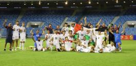 منتخب فلسطين الاولمبي