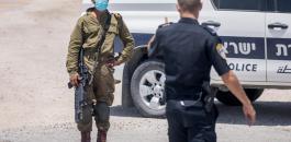 محاولة خطف سلاح جندي اسرائيلي في النقب