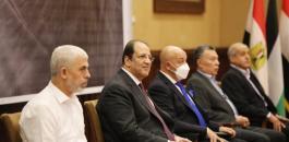 حماس واسرائيل والمخابرات المصرية