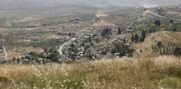 اسرائيل ومستوطنة  حومش