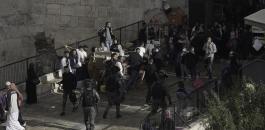اعتقالات في باب العامود بالقدس