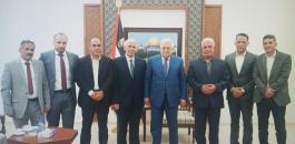 الرئيس عباس وبيت لحم والخليل