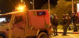 اطلاق النار على قوات الاحتلال في جنين