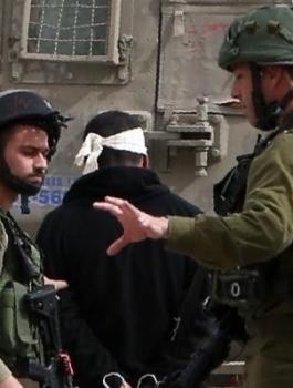 اعتقالات في طوباس