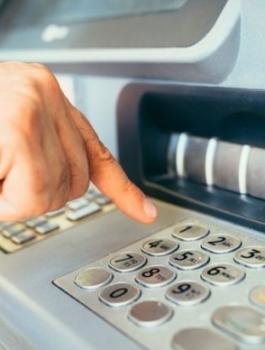 سرقة صراف آلي