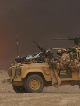 العراق وصدام