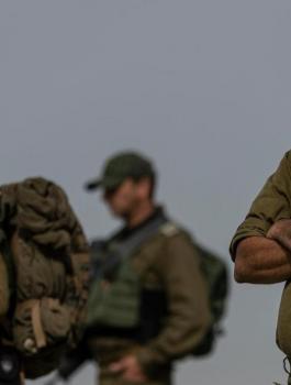 خطف سلاح جندي اسرائيلي