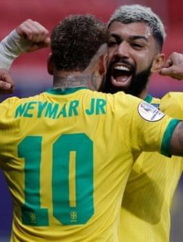 نيمار والبرازيل