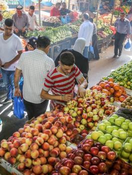 ارتفاع الاسعار في فلسطين