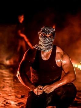 عودة فعاليات الارباك الليلي في غزة