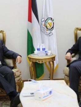 حماس واسماعيل هنية