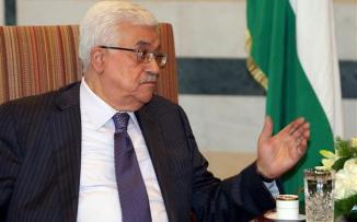 عباس في فرنسا