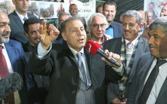 سعدون جابر في فلسطين