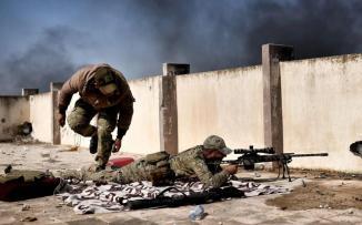 مقتل عناصر من داعش بالموصل