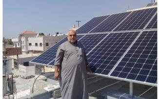 خطة لربط المساجد بالطاقة الشمسية