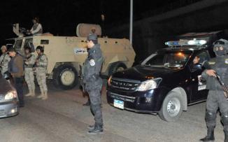 مقتل جنود مصريين