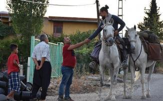 بولندي يدفعه التعرف على الإسلام للسفر إلى القدس على صحوة جواده