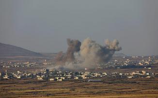 اخلاء المسلحين من القنيطرة السورية