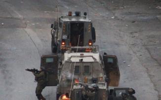 اصابة شاب بجراح باطلاق نار في رام الله