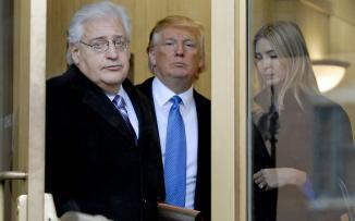 السفير الامريكي في اسرائيل